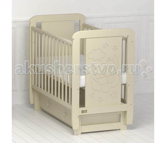 Детские кроватки Kitelli (Kito) Orsetto поперечный маятник детская кроватка kito amore с поперечным маятником