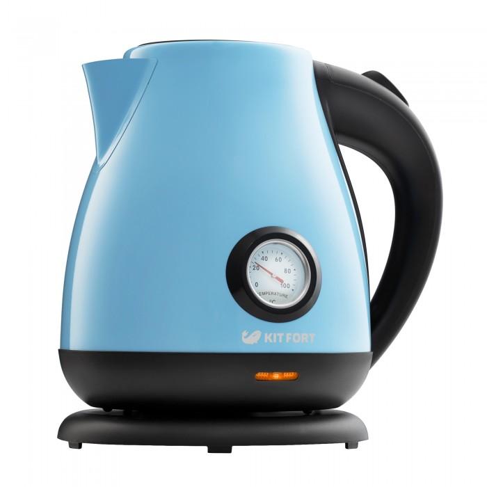 Купить Бытовая техника, Kitfort Чайник КТ-642-2