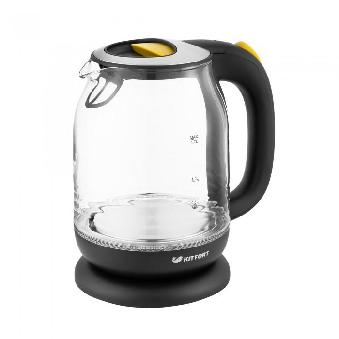 Купить Бытовая техника, Kitfort Чайник КТ-654-4