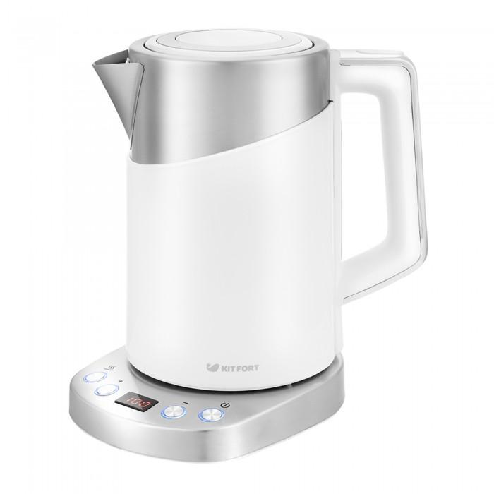 Купить Бытовая техника, Kitfort Чайник КТ-660-1