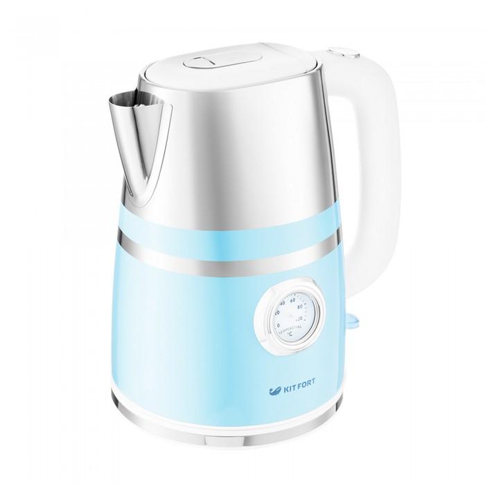 Купить Бытовая техника, Kitfort Чайник КТ-670-4
