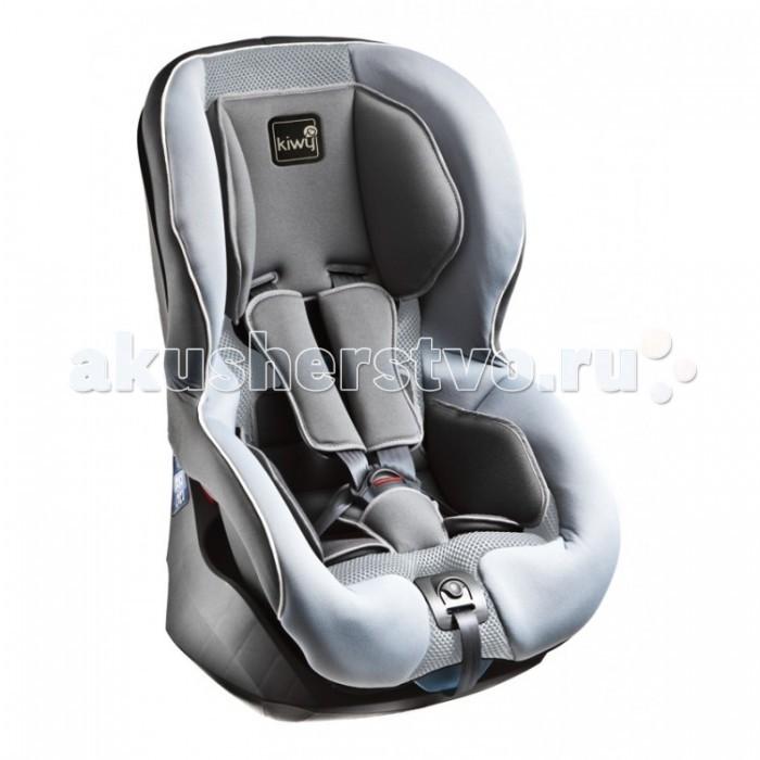 Автокресло Kiwy SP1SP1Автокресло Kiwy SP1 обеспечивает дополнительную стабильность и простоту использования. Автокресло оснащено SA-ATS системой, отличаются своим компактным и охватывающим дизайном, а также обшивкой, которая элегантно сочетается с системой безопасности и являет собой единое целое. Все детские сидения безопасности в автомобиле разработаны с элементами для тщательной защиты головы, бедер и ног, они идеально подходят тем, кто не желает идти на компромисс с точки зрения безопасности ребенка.  Особенности: 5-ти точечные ремни безопасности с мягкими накладками Специальная новейшая защита от боковых ударов Запатентованная система SA-ATS - пневмопоршень и автоматическая система натяжения, которая снижает силу и ускорение, действующих на тело в случае лобового столкновения Подголовник регулируется по высоте одновременно с ремнями безопасности (7 положений) Наклон спинки сиденья регулируется в 4-х положениях В области спины, головы и по бокам автокресла созданы специальные вентиляционные зоны для максимального комфорта малыша Специальные направляющие для ремня помогут легко, а самое главное правильно установить автокресло в автомобиле Соответствует Европейскому стандарту безопасности ECE R44/04 Кресло ставится лицом по ходу движения и крепится трехточечным ремнем безопасности<br>