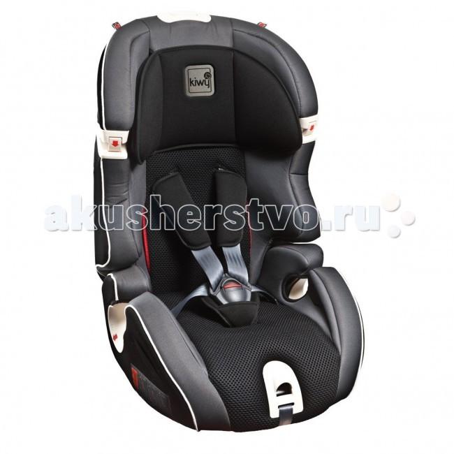 Автокресло Kiwy S 123S 123Автокресло Kiwy S123. Крепление кресла в автомобиле с помощью штатного ремня безопасности. Фиксация ребенка в автокресле - 5-ти точечные ремни кресла.  Особенности: Легко устанавливается в автомобиле с помощью штатного 3-х точечного ремня безопасности. В автокресле ребенок фиксируется встроенными 5-ти точечными ремнями автокресла Эргономичная спинка и ремни безопасности автокресла регулируются по высоте. Для удобства родителей и детей предусмотрено восемь положений. Регулировка осуществляется одной рукой Воздушные каналы спинки сидения помогут ребенку чувствовать себя комфортно в любую погоду: летом малышу не будет жарко, а зимой не будет холодно Для того чтобы любая поездка была еще более беззаботной, в подушке сидения и спинке используется пористый 3D материал, по структуре похожий на пчелиные соты. Он способствует рециркуляции воздуха и предотвращает скопление в обивке автокресла избыточного тепла и влаги Гипоаллергенная обивка автокресла сшита из мягких, прочных и износостойких тканей. Она не впитывает запахи. При необходимости обивку можно легко снять и постирать при комнатной температуре При достижение ребенком 4-х лет ремни автокресла снимаются. Автокресло превращается в сидение группы II-III. В 7-8 лет некоторые дети начинают стесняться ездить в детском автокресле или им становится тесно. На этот случай конструкцией S123 предусмотрена возможность снятия спинки – кресло легко превращается в бустер KIWY S123 успешно прошло ряд краш-тестов, по результатам которых данное автокресло получило сертификацию по европейскому стандарту безопасности ECE 44/04  Размеры: 83 х 50 х 48 см<br>