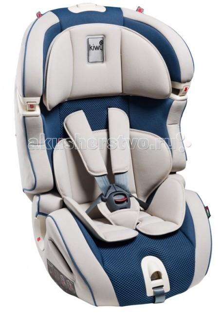 Автокресло Kiwy SL 123SL 123Автокресло Kiwy SL 123 крепится в автомобиле с помощью штатного ремня безопасности. Фиксация ребенка в автокресле - 5-ти точечные ремни кресла.  Особенности: Устанавливается в машине штатным ремнем автомобиля. В автокресле ребенок фиксируется встроенными 5-ти точечными ремнями автокресла Мягкий комфорт-пакет для самых маленьких пассажиров уже входит в базовую комплектацию автокресла Пятиточечные, регулируемые по высоте в 8 положениях, ремни безопасности для надежной фиксации ребенка в автокресле Регулируемый по высоте и ширине подголовник для комфорта и дополнительной безопасности при боковых столкновениях Эргономичная спинка имеет 8 положений по высоте. Регулировка осуществляется одной рукой Широкое сидение и спинка для комфорта детей постарше или в зимней одежде Система боковой защиты SIP (Side Impact Protection) для защиты ребенка от боковых ударов Для того чтобы ребенок меньше потел, в подушке сидения и спинке используется пористый материал, похожий на пчелиные соты. Он способствует рециркуляции воздуха и предотвращает скопление на обивке автокресла избыточного тепла и влаги Износостойкая и грязеотталкивающая обивка не впитывает запахи. При ее производстве используются только экологически чистые, гиполлергенные материалы Kiwy SL 123 успешно прошло серию краш-тестов и получило одобрение по европейскому стандарту безопасности ECE 44/04 Ширина подушки сидения: 30 см Ширина спинки сидения: 40 см Длина подушки сидения: 35 см Минимальная высота спинки: 60 см Максимальная высота спинки: 78 см Ширина автокресла: 44 см<br>