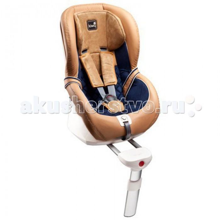 Автокресло Kiwy SPF1 Isofix DeluxeSPF1 Isofix DeluxeАвтокресло Kiwy SPF1 Isofix Deluxe - эксклюзивная версия SPF1 от Итальянского дизайнера Christian Grande. Автокресло оснащено системой крепления Isofix, которая позволяет получить еще больше безопасности для Вашего ребенка при поездках в автомобиле. Кресло имеет эксклюзивный дизайн и отличается новыми разработками в области защиты ребенка. Хорошая защита области головы и бедер ребенка. Использованы качественные материалы и прочный пластик корпуса автокресла. Автокресло SPF1 Isofix обеспечит Вашему ребенку комфорт и безопасность в автомобиле. Кресло обеспечивает дополнительную безопасность в случае боковых или лобовых столкновений. Помимо того ребенку просто удобно находиться в автокресле во время сна, так как кресло имеет положение для отдыха.  Автокресло SPF1 Isofix успешно прошло ряд краш-тестов по результатам которых, оно получило сертификацию по европейскому стандарту безопасности ECE 44/04. Разрабатывая сочетания цветов и тканей для обивок автокресел, дизайнеры из студии Christian Grande, прежде всего, ориентировались на популярные расцветки салонов итальянских спортивных автомобилей. Все детские автокресла разработаны с элементами для тщательной защиты головы, бедер и ног, они идеально подходят тем, кто не желает идти на компромисс с точки зрения безопасности ребенка.  Сидение: комфортное и безопасное автокресло ECE группы 1 предназначено для детей от 9 месяцев до 4 лет (9 - 18 кг) каркас автокресла усилен системой боковой защиты SIP (Side Impact Protection) для дополнительной безопасности при боковых ударах cистема амортизации SA-ATS гасит энергию удара, равномерно перераспределяет ее во время аварии, на 30% снижая нагрузки на тело ребенка комфорт-пакет для эргономичного размещения самых маленьких пассажиров встроенные ремни безопасности и подголовник имеют 7 положений. Регулировка высоты производится одной рукой накладки на ремни безопасности имеют демпфирующие вставки, снижающие нагрузку на плечевой пояс р
