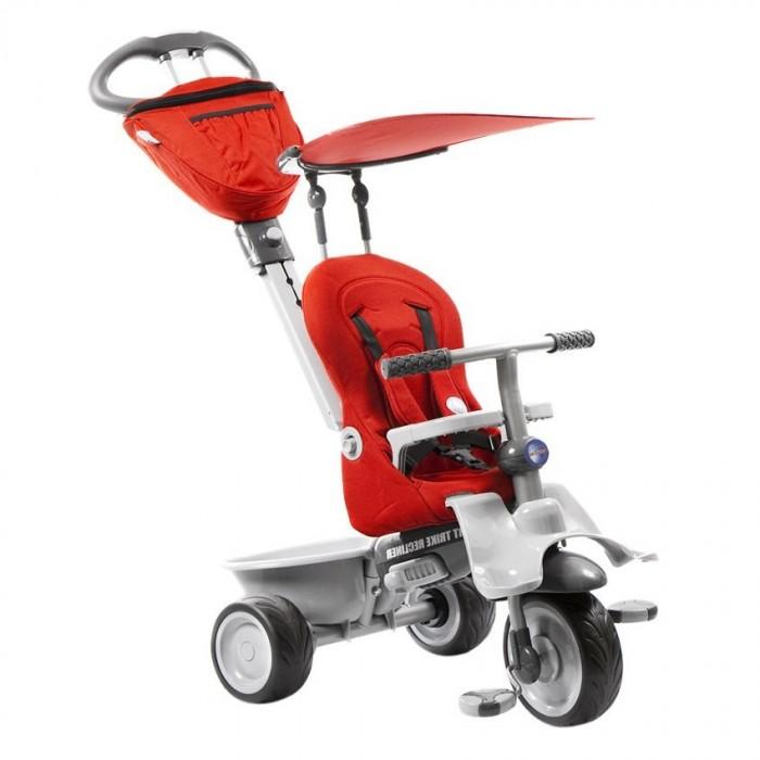Велосипед трехколесный Smart Trike Recliner 4 в 1 (3-точечные ремни)