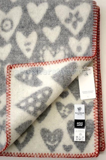 Постельные принадлежности , Одеяла Klippan из эко-шерсти 65х90 см арт: 28185 -  Одеяла