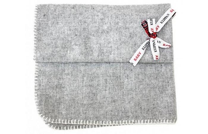 Пледы Klippan из эко-шерсти однотонное 65х90 см одеяла klippan байковое 70х90 см