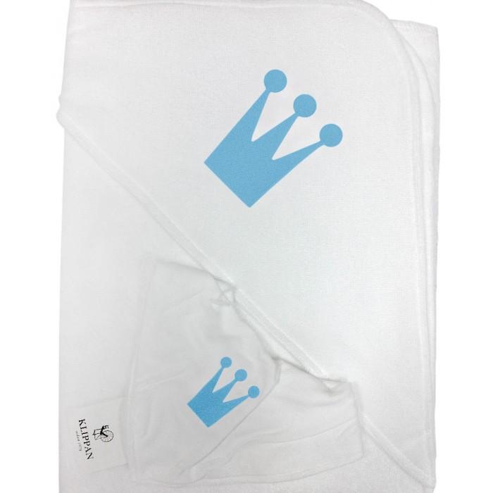 Klippan Комплект Королевский полотенце и нагрудник  (6000)
