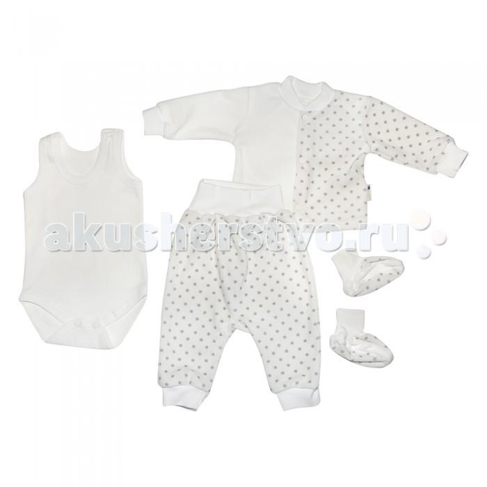 Комплекты детской одежды Клякса Комплект 4 предмета 55-5529 комплекты детской одежды клякса комплект 4 предмета 55 5529