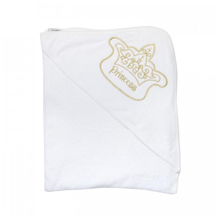 Полотенца Клякса Полотенце для девочки Принцесса 100х80