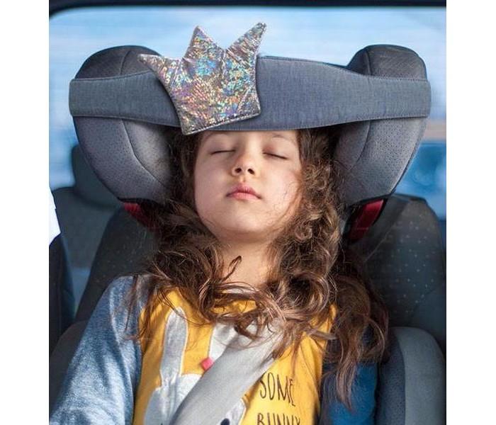 Детские автокресла , Аксессуары для автокресел Клювонос Фиксатор головы ребенка для автокресла Принцесса арт: 440734 -  Аксессуары для автокресел