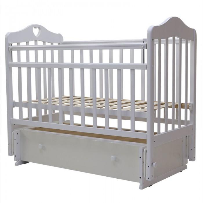 Детские кроватки Топотушки Оливия-7 (универсальный маятник)