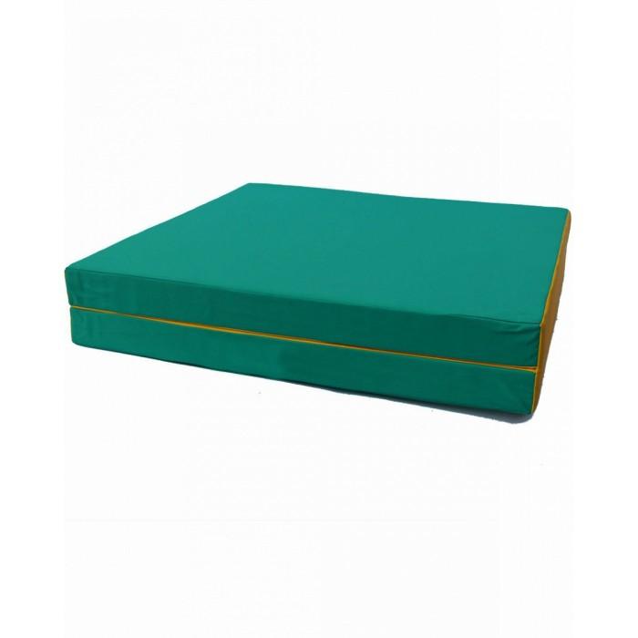 KMS-sport Мат № 8Мат № 8KMS-sport Мат № 8 - практичная модель для занятий спортом в домашних условиях и гимнастических залах. Изготовлена из качественных материалов, устойчивых к нагрузкам и истиранию.  Особенности: плотность наполнителя - 22 кг/м.куб. размер в разложенном виде - 100х200х10 см размер в сложенном виде - 100х100х20 см<br>