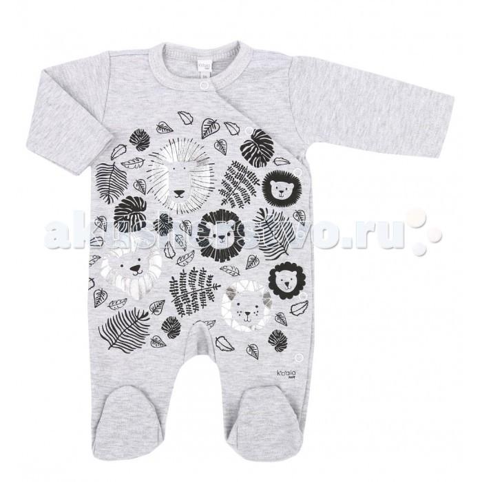 Детская одежда , Комбинезоны и полукомбинезоны Koala Комбинезон длинный рукав Cudenko арт: 459691 -  Комбинезоны и полукомбинезоны