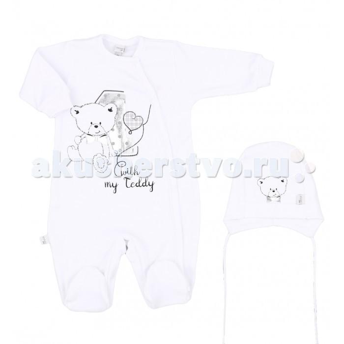 Комплекты детской одежды Koala Комплект 2 предмета Teddy комплекты эротик pink lipstick комплект 2 предмета