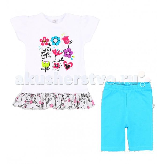 Детская одежда , Комплекты детской одежды Koala Комплект (футболка, бриджи) Rozalia арт: 460561 -  Комплекты детской одежды