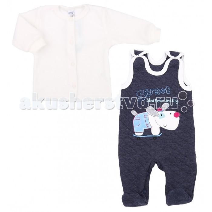 Детская одежда , Комплекты детской одежды Koala Комплект (кофточка, полукомбинезон) Street арт: 461826 -  Комплекты детской одежды