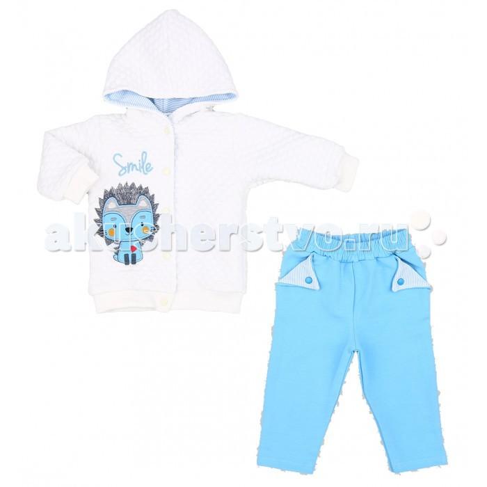 Детская одежда , Комплекты детской одежды Koala Комплект (толстовка, штанишки) Kuleczki арт: 460656 -  Комплекты детской одежды