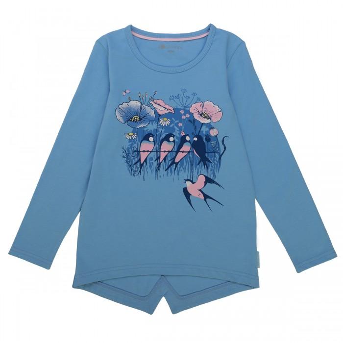 Джемперы, свитера, пуловеры Kogankids Джемпер для девочки джемперы cudgi джемпер