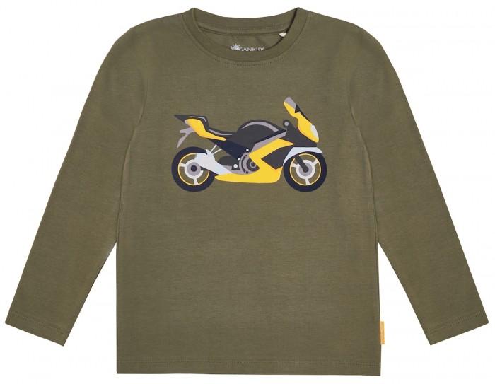 Kogankids Джемпер для мальчика Мотоцикл