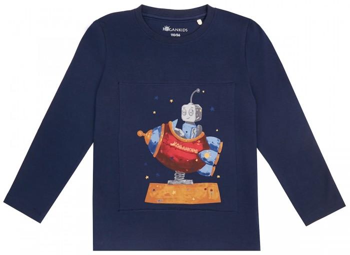 Kogankids Джемпер для мальчика Робот в ракете