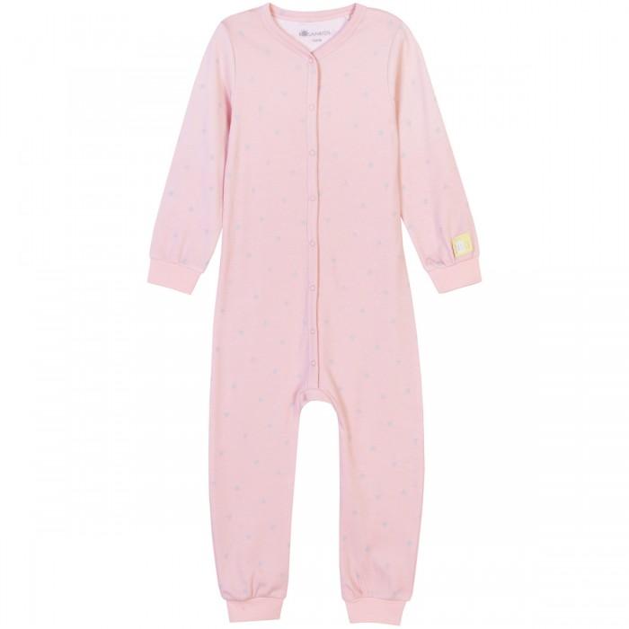 Домашняя одежда Kogankids Комбинезон для сна для девочки 311-046-04