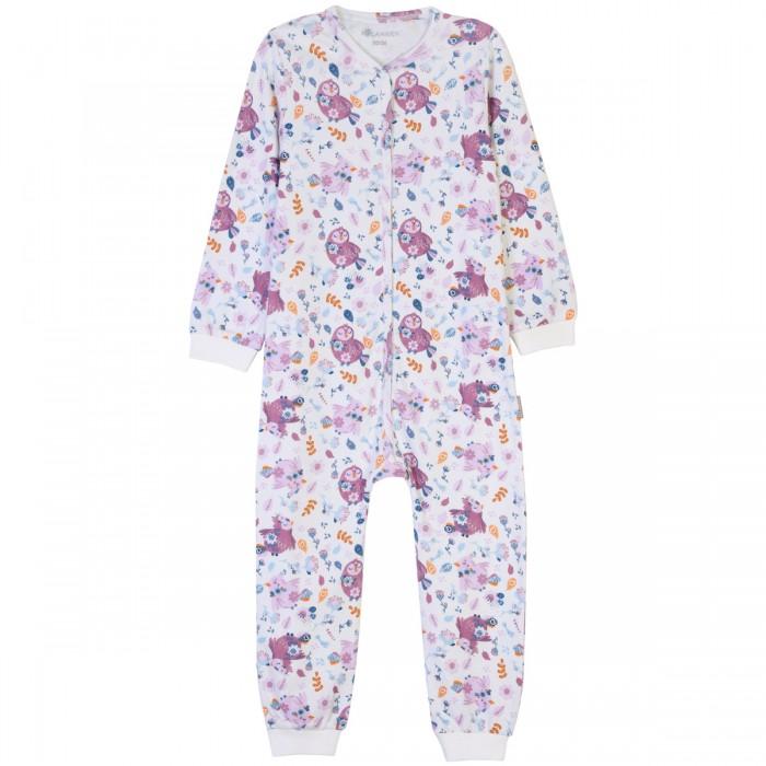 Домашняя одежда Kogankids Комбинезон для сна для девочки 311-046-33