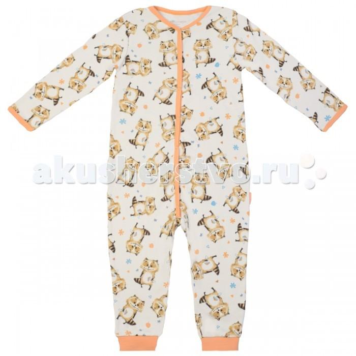 kogankids сарафан 637346 Комбинезоны и полукомбинезоны Kogankids Комбинезон для сна для мальчика 172-046-39