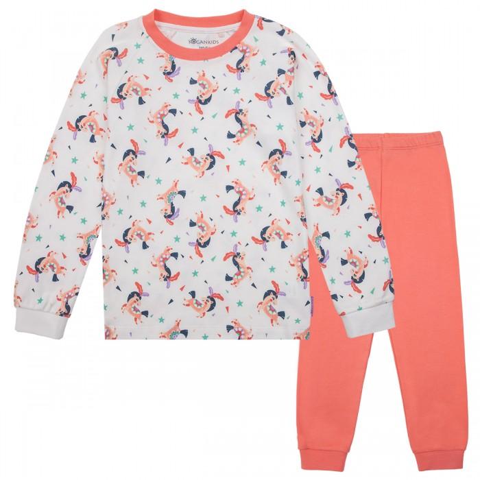 8ffc684a949 Kogankids Пижама для девочки (кофта и штаны) 191-34 - Акушерство.Ru