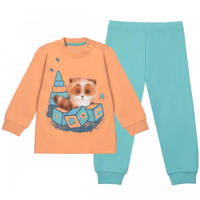 Пижамы и ночные сорочки Kogankids Пижама для мальчика 172-144-03 ночные сорочки и рубашки