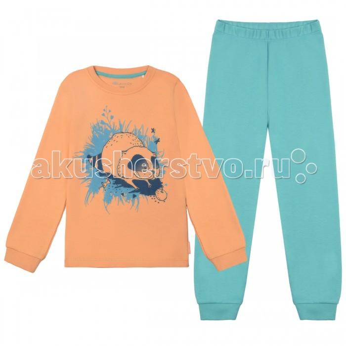 Детская одежда , Пижамы и ночные сорочки Kogankids Пижама для мальчика 172-245-03 арт: 438559 -  Пижамы и ночные сорочки