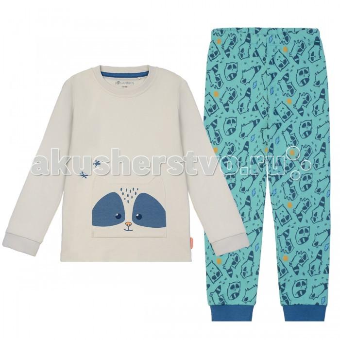 Детская одежда , Пижамы и ночные сорочки Kogankids Пижама для мальчика 172-245-05 арт: 438564 -  Пижамы и ночные сорочки