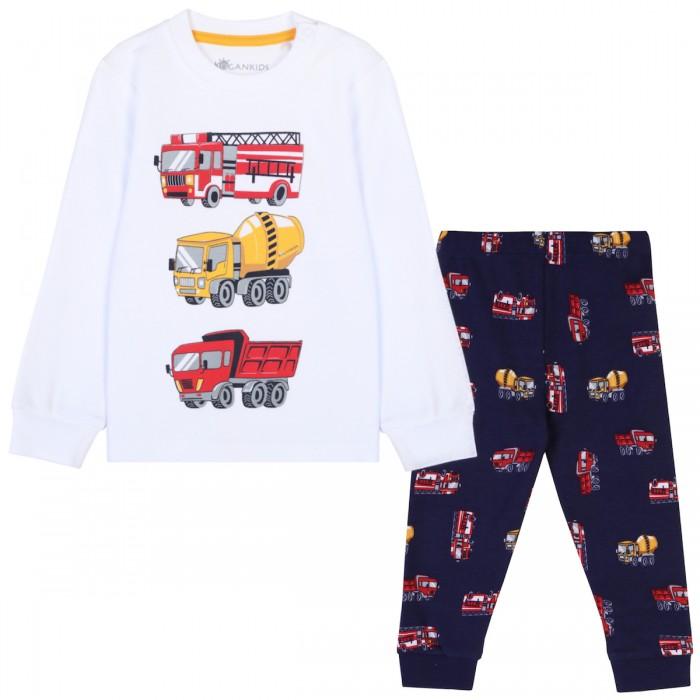 Купить Домашняя одежда, Kogankids Пижама для мальчика 312-195-08/295