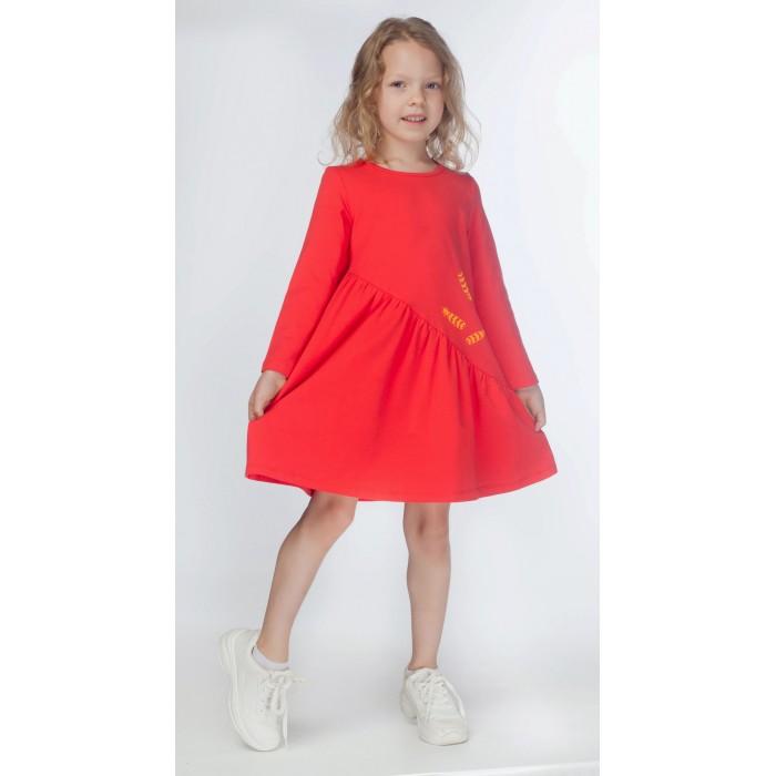 Kogankids Платье для девочки Перышки