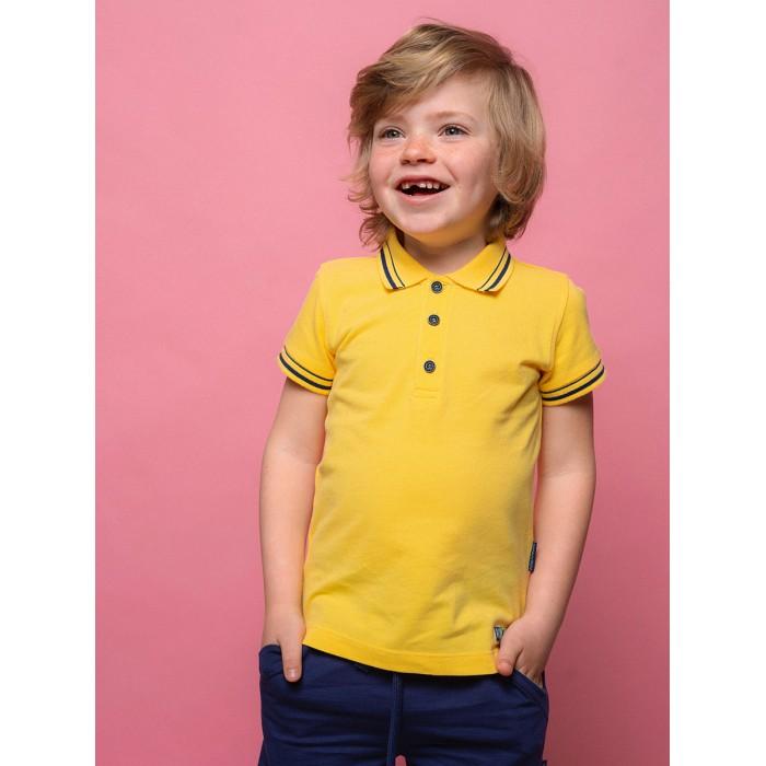 Купить Футболки и топы, Kogankids Рубашка-поло для мальчика 212-314-10