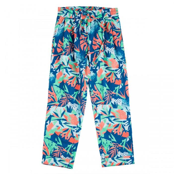 Брюки, джинсы и штанишки Kogankids Штанишки для девочки 131-022-19 брюки джинсы и штанишки s'cool брюки для девочки hip hop 174059