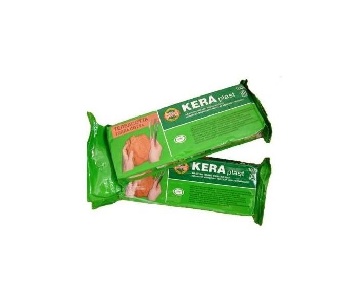 все цены на Всё для лепки Koh-i-Noor Глина для лепки Keraplast 1 кг онлайн