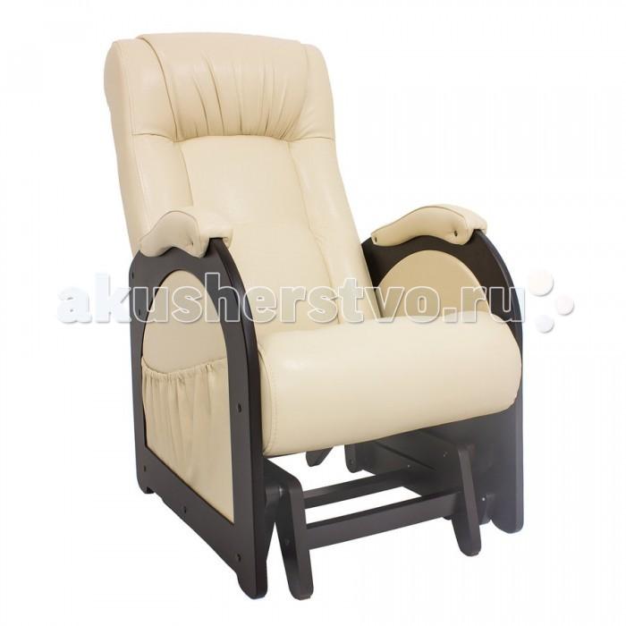 Товары для мамы , Кресла для мамы Комфорт Глайдер Венге без лозы МИ 48 арт: 510501 -  Кресла для мамы