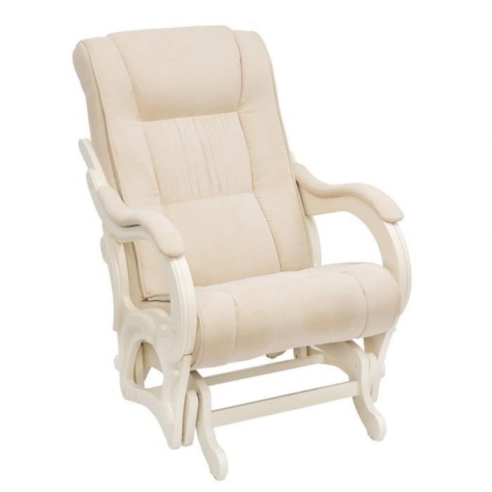 кресла для мамы Кресла для мамы Комфорт Гляйдер модель 78 Дуб шампань