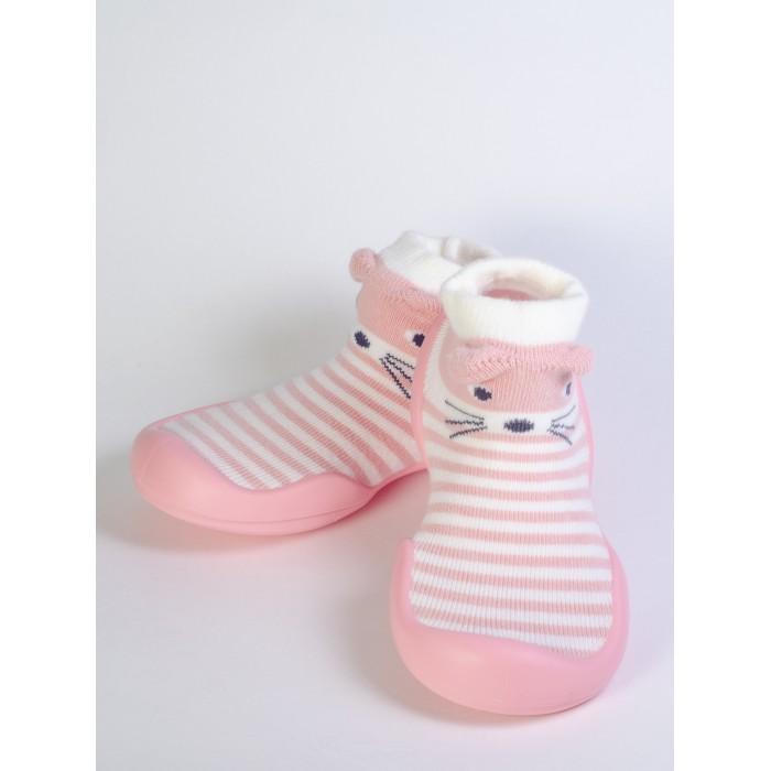 Пинетки Komuello Ботиночки-носочки Mouse