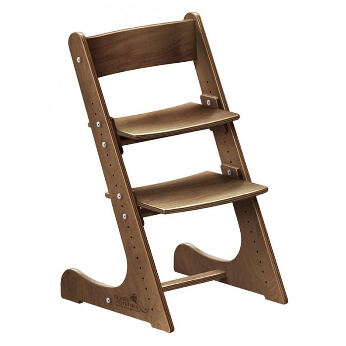 Детская мебель , Стульчики для кормления Конёк Горбунёк растущий покрытый экологически чистым лаком арт: 422129 -  Стульчики для кормления