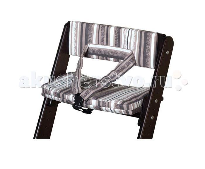 Аксессуары для мебели Конёк Горбунёк Комплект из ограничителя и подушки на сиденье для стула, Аксессуары для мебели - артикул:422864