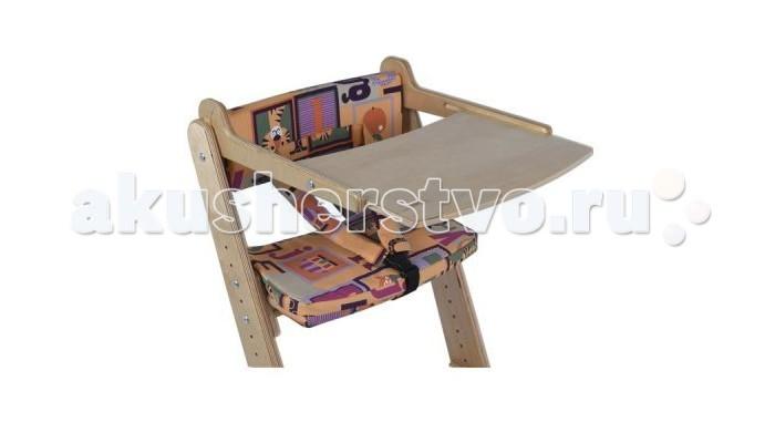 Детская мебель , Аксессуары для мебели Конёк Горбунёк Комплект из подушки, ограничителя и столика (береза) арт: 416054 -  Аксессуары для мебели