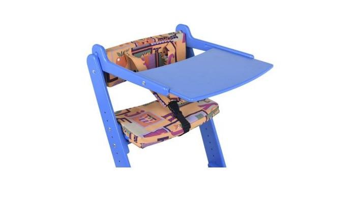Детская мебель , Аксессуары для мебели Конёк Горбунёк Комплект из подушки, ограничителя и столика (синий) арт: 416034 -  Аксессуары для мебели