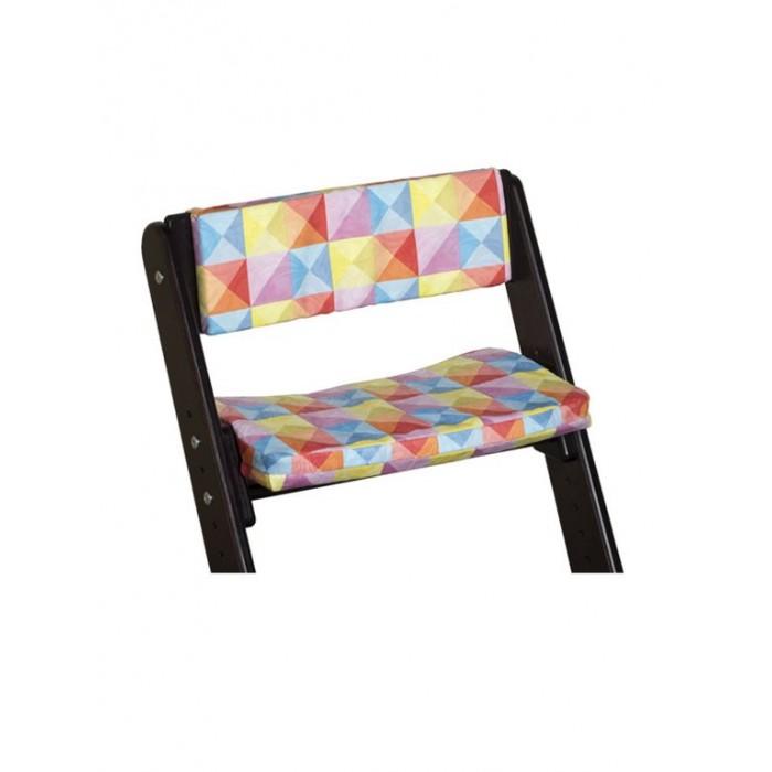 Детская мебель , Аксессуары для мебели Конёк Горбунёк Комплект подушек для стула на спинку и сиденье арт: 422834 -  Аксессуары для мебели