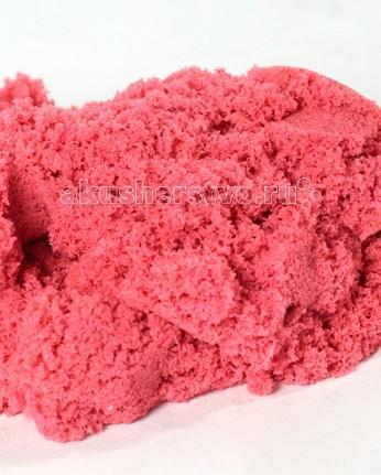 Всё для лепки Космический песок с песочницей и формочками 1 кг космический песок набор веселая кондитерская 1 кг космический песок