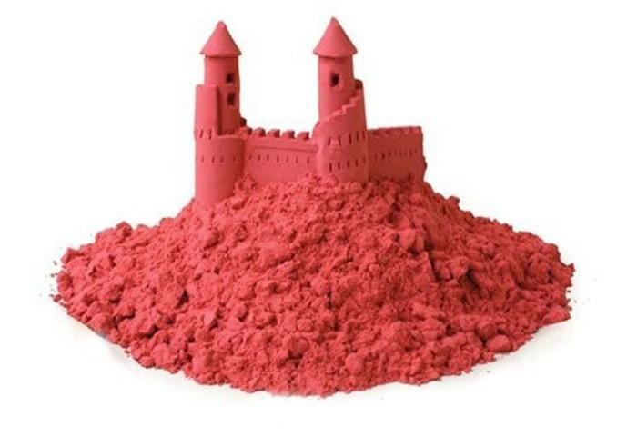 Космический песок с песочницей и формочками 2 кг