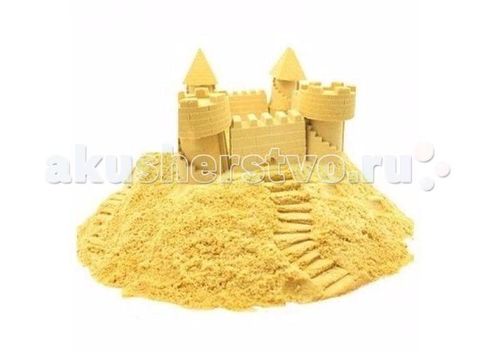 Всё для лепки Космический песок с песочницей и формочками 3 кг всё для лепки космический песок набор до нашей эры 3 кг