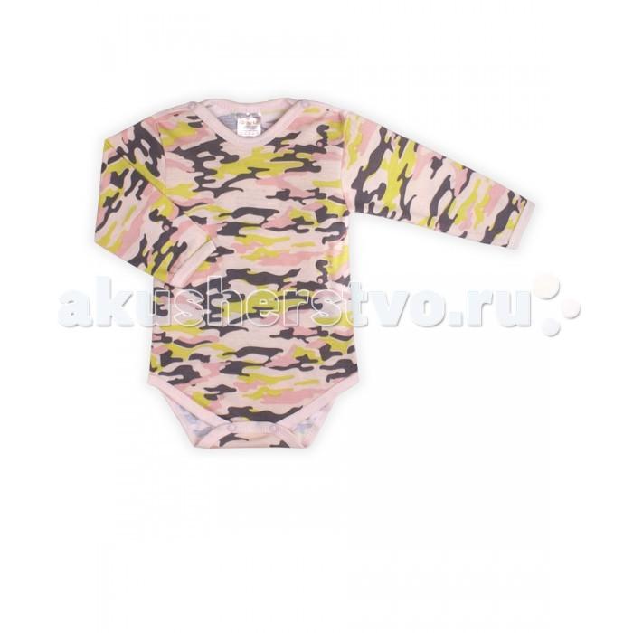 Боди и песочники КотМарКот Боди для девочки Army Baby боди и песочники котмаркот боди с длинным рукавом африка